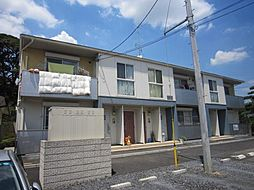 埼玉県さいたま市緑区山崎1丁目の賃貸アパートの外観
