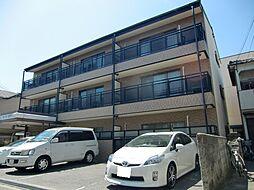 ローズ総持寺[3階]の外観