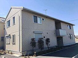 埼玉県さいたま市岩槻区大字岩槻の賃貸アパートの外観
