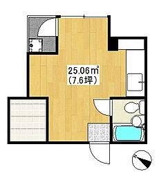 イシカワビル[1階]の間取り