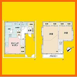 下落合駅 5,980万円