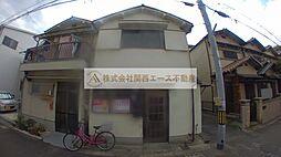 [一戸建] 大阪府堺市堺区南安井町3丁 の賃貸【/】の外観