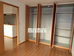 Miura Mansionの収納