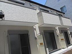 東京都江戸川区東瑞江3の賃貸アパートの外観