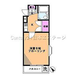石川台駅 6.3万円