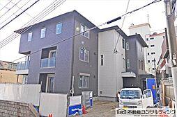 仮)野崎通ハイツ[2階]の外観