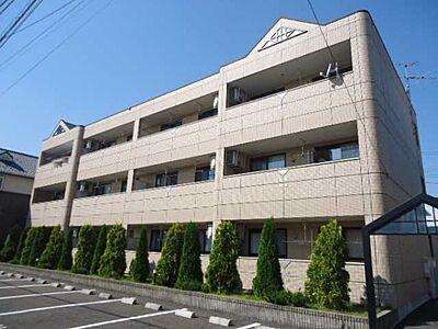 外観,1LDK,面積44.95m2,賃料5.8万円,つくばエクスプレス みらい平駅 徒歩4分,,茨城県つくばみらい市陽光台