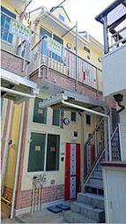 ユナイト 戸手ポンピドゥーの杜[2階]の外観