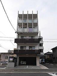 福岡県北九州市門司区老松町の賃貸マンションの外観