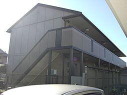 ル ボヌール[2階]の外観
