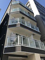 新築 ビーカーサ西大島[4階]の外観