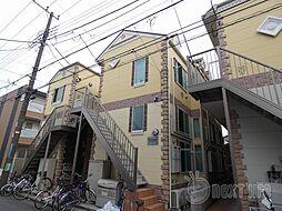 JR京浜東北・根岸線 川崎駅 バス12分 小田公園前下車 徒歩3分の賃貸アパート