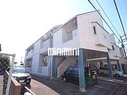 シティベール松崎[2階]の外観