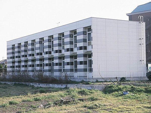レオパレスルニII 1階の賃貸【兵庫県 / 姫路市】
