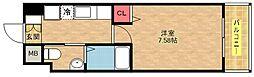 FDSFelicekohama[2階]の間取り