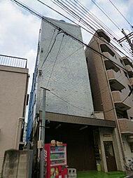 東京都江戸川区北葛西4丁目の賃貸マンションの外観