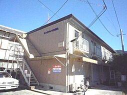 ヤングハイツ三郎丸[1階]の外観