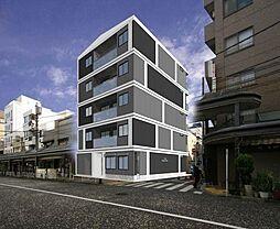 東京都江東区高橋の賃貸マンションの外観