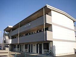 長野県飯田市上郷別府の賃貸マンションの外観