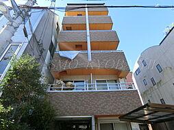 ガレット京橋[4階]の外観