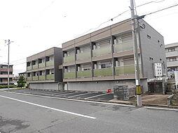 仮)松ヶ丘4丁目アパート[206号室]の外観