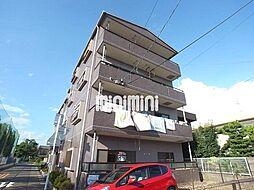 ハイツASADA[2階]の外観