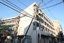 岡町駅前レジデンス[4階]の外観