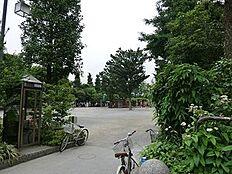 周辺環境:鶴巻南公園