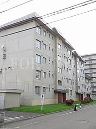 北海道札幌市白石区菊水三条5丁目の賃貸マンションの外観