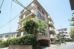 宝塚グリーンハイツ3号館[301号室]の外観