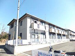 スキヤハイツV[1階]の外観