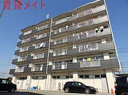 川本マンション[2階]の外観