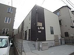 フルール谷在家1[2階]の外観