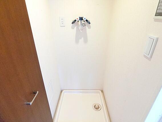 洗濯機置場 防...