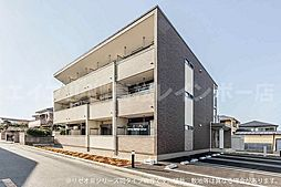 香川県高松市今里町2丁目の賃貸アパートの外観