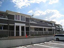 大阪府東大阪市日下町2丁目の賃貸アパートの外観