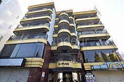 ユーデンビル[5階]の外観