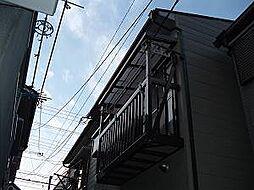 兵庫県神戸市須磨区稲葉町4丁目の賃貸アパートの外観