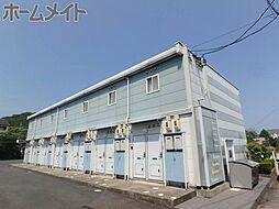 レオパレスKAI・開[2階]の外観