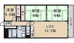観月橋駅 7.0万円