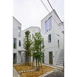 東新宿TERRACE E棟[2階]の外観