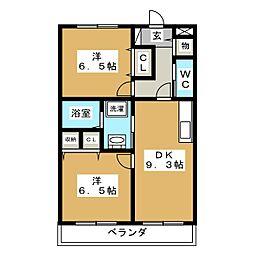 【敷金礼金0円!】ハイツ宮西