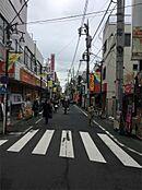 サンツ中村橋商店街(1730m)