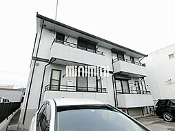 愛知県春日井市岩野町1丁目の賃貸アパートの外観