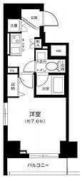 ハーモニーレジデンス上野の杜[10階]の間取り