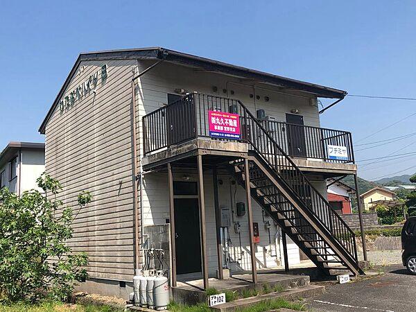 プチミヤ 2階の賃貸【山口県 / 山口市】