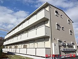 仮)D-room津田町[2階]の外観