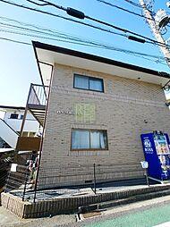 東京都世田谷区桜丘4丁目の賃貸アパートの外観