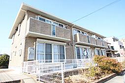 愛知県名古屋市南区鳴尾2丁目の賃貸アパートの外観