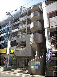 門倉第2湘南台ビル[502号室]の外観